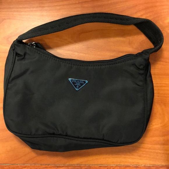 Prada Necessaire in Tessuto Sport Bag NWT dc315e7bd883c